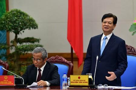 Thủ tướng yêu cầu 'gỡ' tình trạng nợ lương
