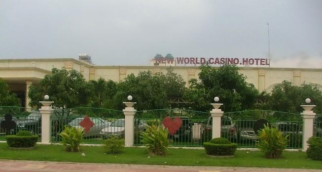'Địa ngục' sau 'thiên đường' casino New World