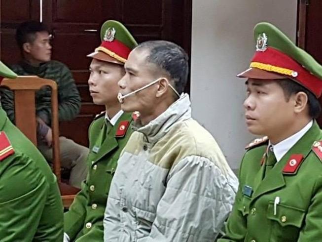 Doãn Trung Dũng sát hại 4 bà cháu lãnh án tử hình