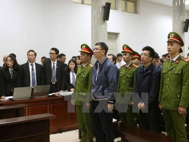LS của Trịnh Xuân Thanh viện dẫn vụ hoa hậu Phương Nga