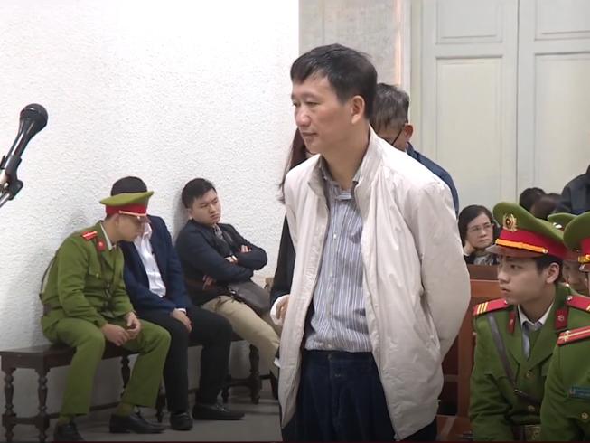 Trịnh Xuân Thanh 'vùng vằng' không muốn đối đáp VKS