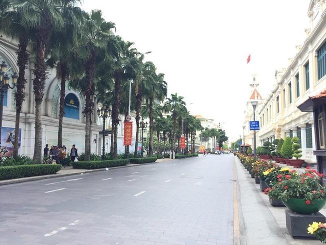 TP.HCM tăng cường quản lý người ăn xin dịp Tết