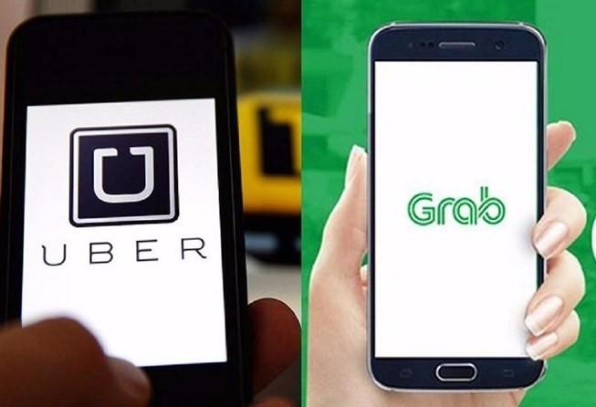 Grab lên tiếng về việc mua lại Uber