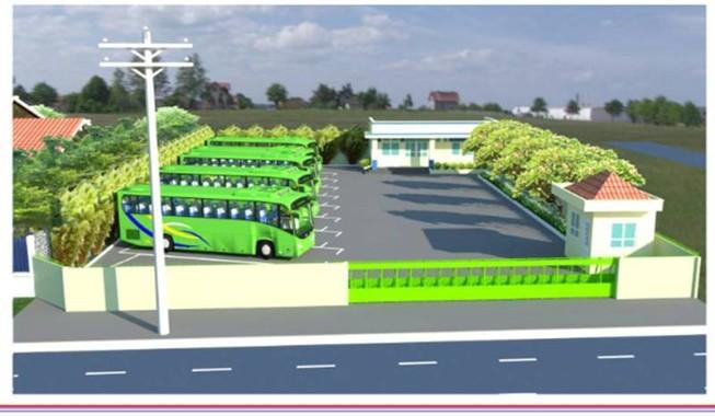 Đưa hai bến xe buýt tiền tỷ đi vào hoạt động