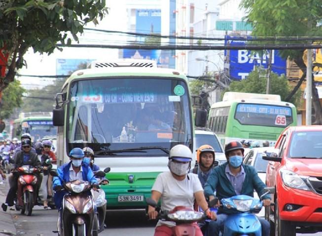 Điều chỉnh nhiều tuyến xe buýt có trợ giá