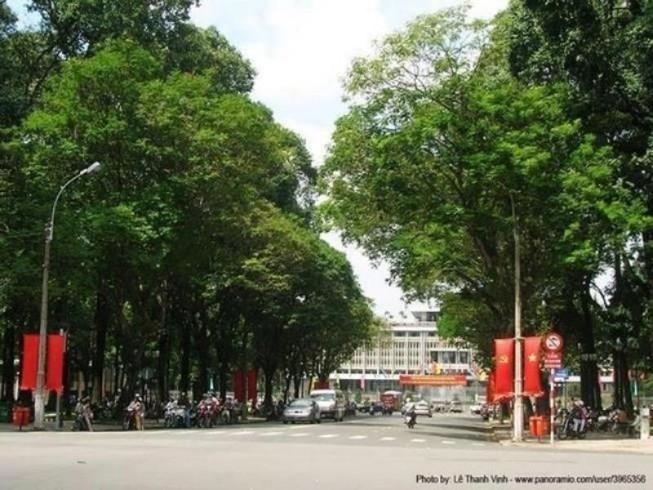 Điều chỉnh giao thông trên đường Lê Duẩn