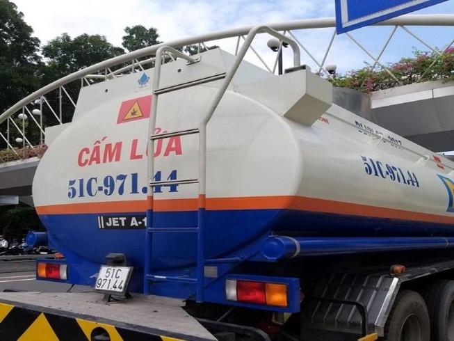 Sở GTVT TP.HCM đề nghị Petrolimex SG chấn chỉnh tài xế