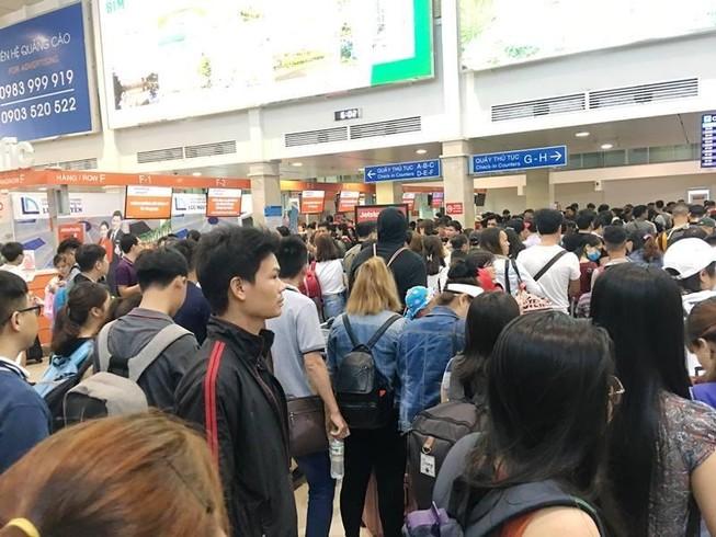 Điện lực nói gì về sự cố mất điện ở sân bay Tân Sơn Nhất