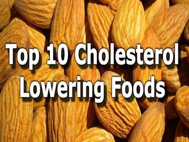 10 loại thực phẩm giảm cholesterol hiệu quả