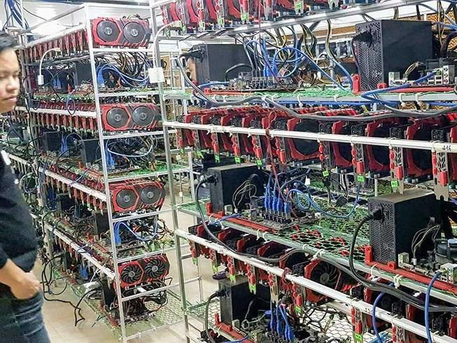 Méo mặt vì 'trâu cày' bitcoin bị áp giá điện 4.233 đồng