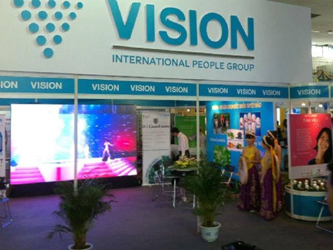 Công ty Vision thông báo đã chấm dứt hoạt động kinh doanh đa cấp tại Việt Nam