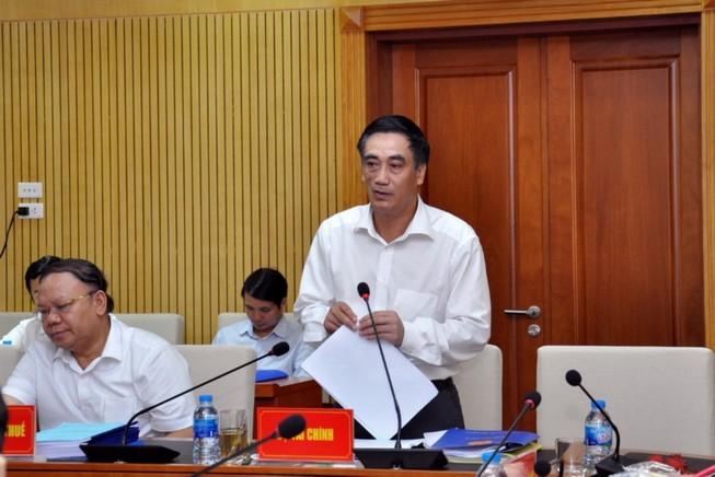 Thứ trưởng Bộ Tài chính Trần Xuân Hà