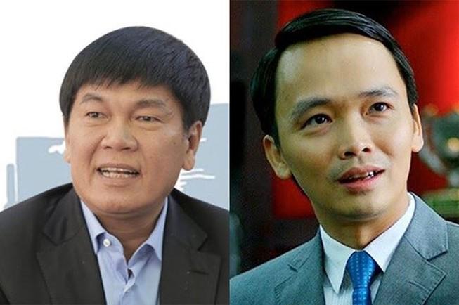 Ông Trần Đình Long và ông Trịnh Văn Quyết là những người giảu trên sàn chứng khoán