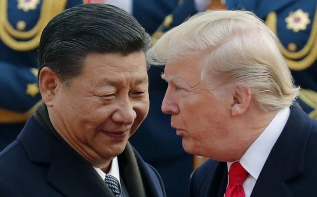 Chiến tranh thương mại Mỹ - Trung tiếp tục căng thẳng. Trong ảnh: Chủ tịch Trung Quốc Tập Cận Bình và Tổng thống Mỹ Donald Trump. (Ảnh: AP)