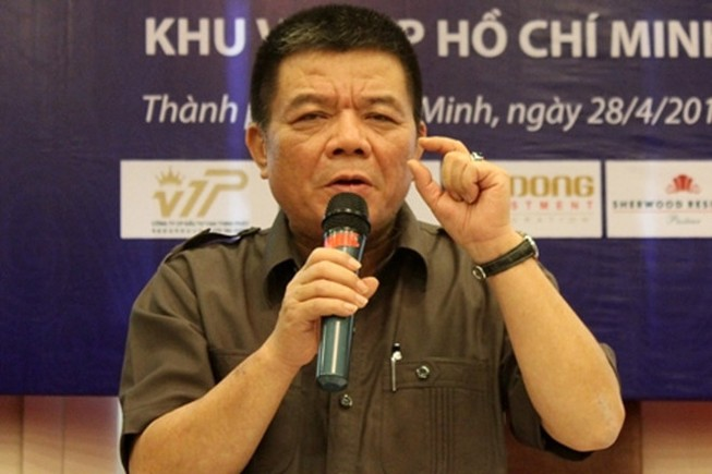 Ông Trần Bắc Hà, cựu Chủ tịch HĐQT BIDV