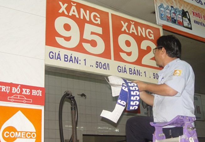 Chính phủ yêu cầu không tăng giá xăng ngày đầu năm 2019