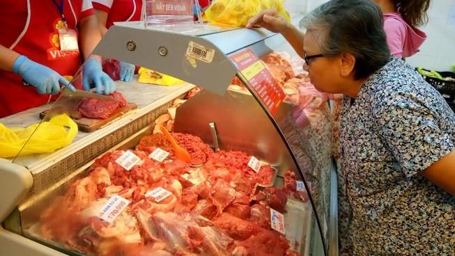 Theo dự đoán, nhu cầu và giá thịt lợn dự kiến sẽ tăng cao trong dịp Tết nguyên đán- Ảnh minh họa