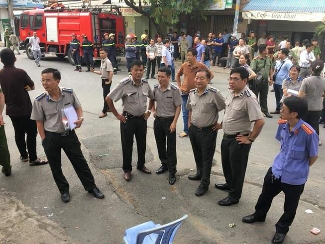 Thanh tra việc bán đấu giá tài sản BV đa khoa Phú Thọ
