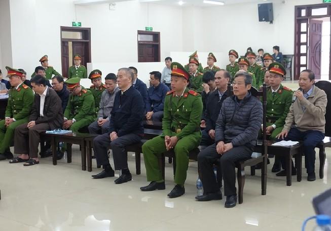 Bản luận tội Nguyễn Bắc Son và Trương Minh Tuấn