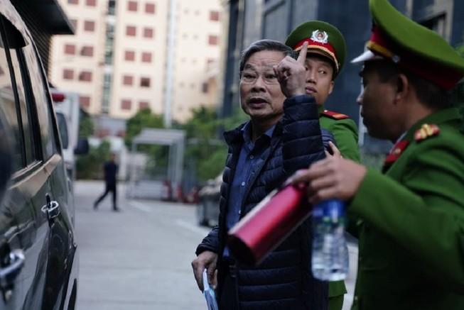 Gia đình ông Nguyễn Bắc Son đã nộp 21 tỉ đồng