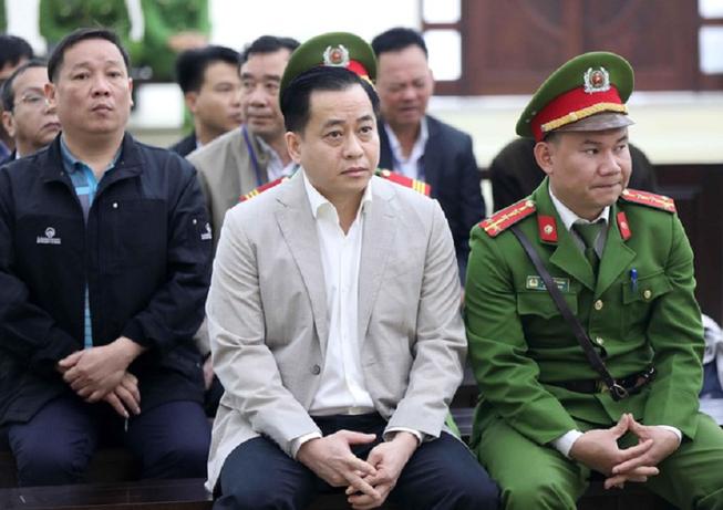 'Ông Vũ có quan hệ với lãnh đạo, chủ yếu là cố bí thư Đà Nẵng'