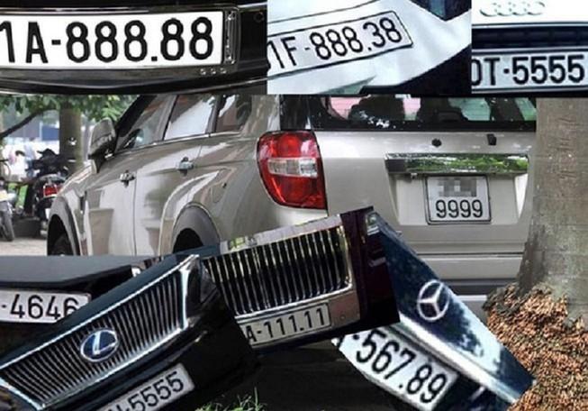 Từ chuyện 1 biển số xe ô tô được bán 4 tỉ
