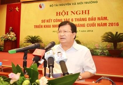 Phó Thủ tướng yêu cầu kiểm soát chặt chẽ Formosa