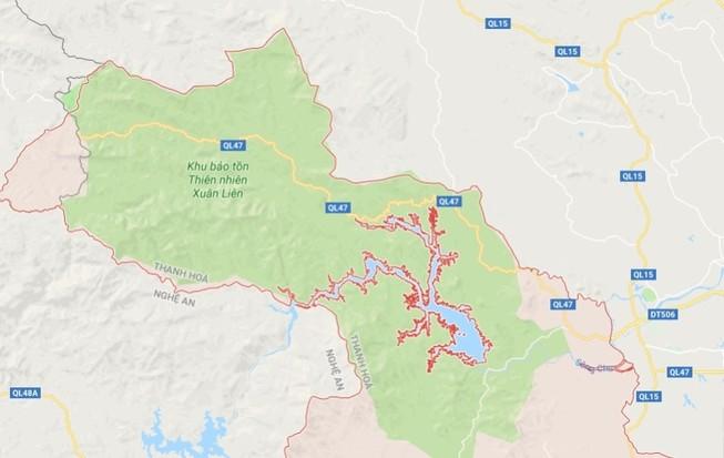 Động đất 3.0 độ Richter ở huyện miền núi Thanh Hóa