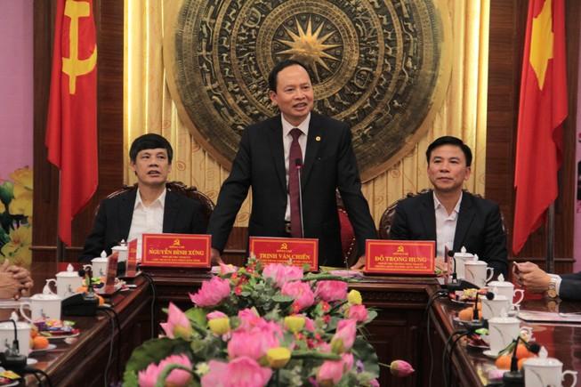 Bí thư Thanh Hóa nói về việc giảm 30.000 người sau sáp nhập