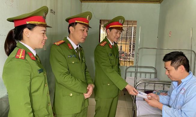 Một đội phó hình sự ở Thanh Hóa bị chém khi ngăn vụ hỗn chiến