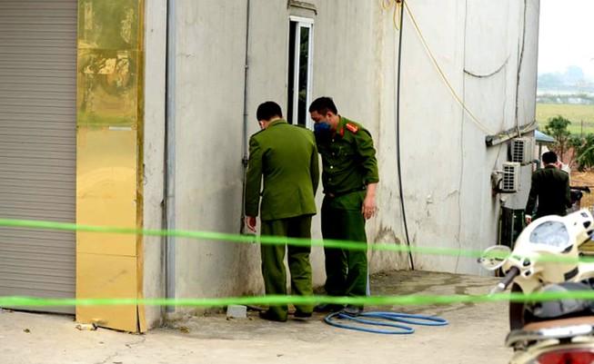 Khởi tố bị can đâm chết 3 người trong quán karaoke ở Hòa Bình