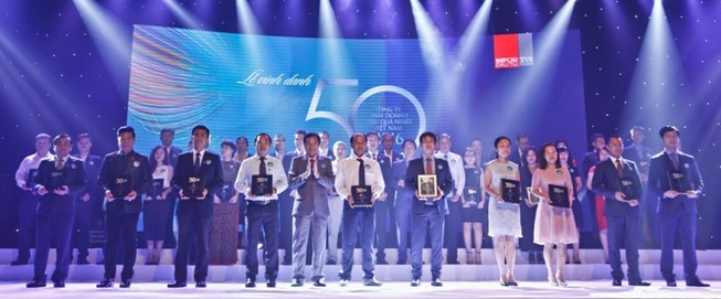 Vinamilk vào danh sách 50 công ty kinh doanh hiệu quả