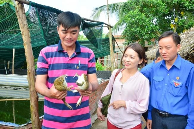 Quỹ David Dương: Cần câu giúp nông dân thoát nghèo