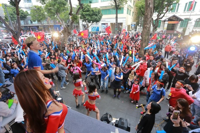 NCB hưởng ứng theo thành công của U-23 Việt Nam