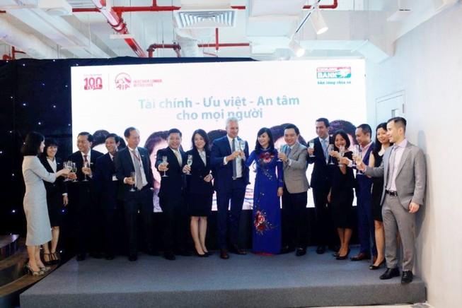 AIA Việt Nam trở thành đối tác của Kienlongbank