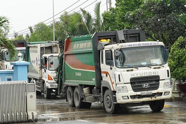 TP.HCM sắp khởi công 3 nhà máy đốt rác phát điện