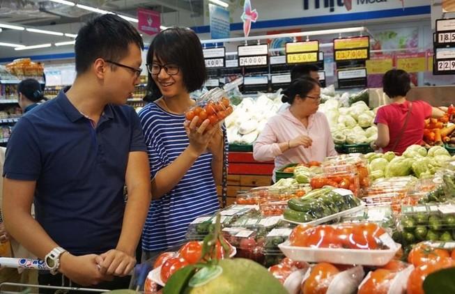 Khách không ngại chi tiền mua thực phẩm organic siêu sạch