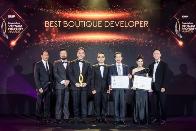 Gotec Land được vinh danh tại Vietnam Property Awards