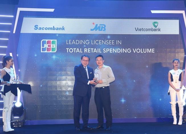 MB nhận 4 giải thưởng danh giá từ tổ chức thẻ Nhật Bản JCB