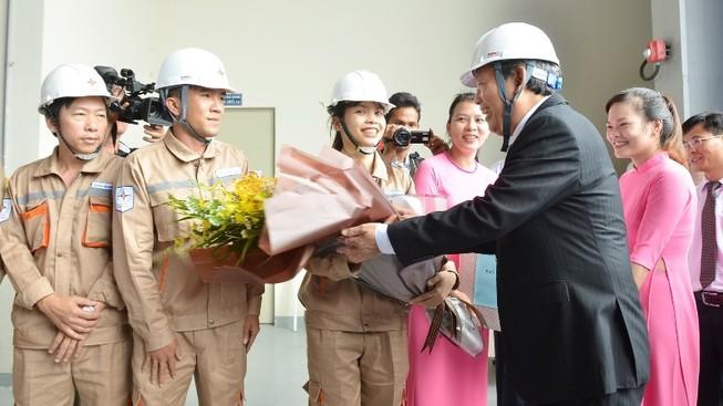 Nhà máy Nhiệt điện Vĩnh Tân 4 đảm bảo điện cho miền Nam