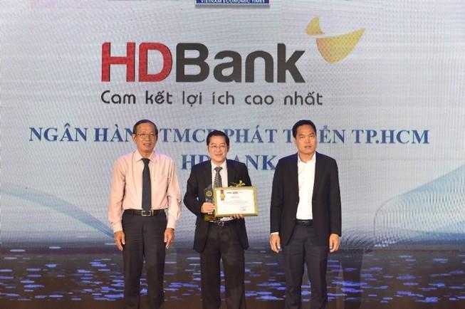 HDBank: Ngân hàng tài trợ tín dụng xanh tốt nhất
