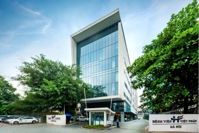 BV Việt Pháp Hà Nội nâng tầm dịch vụ tại tòa nhà mới