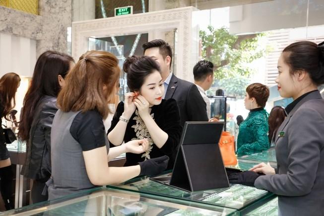 Khánh thành Trung tâm kim hoàn Lộc Phúc Fine Jewelry ở Hà Nội
