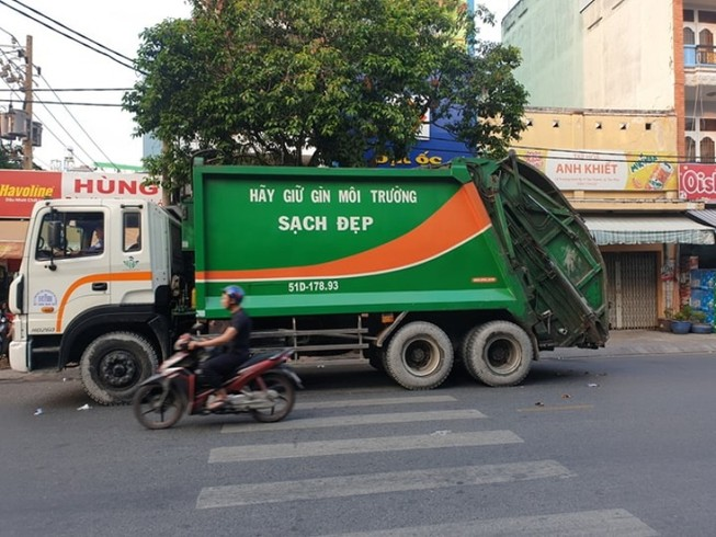 TP.HCM giảm dần và tiến tới không còn chôn lấp rác