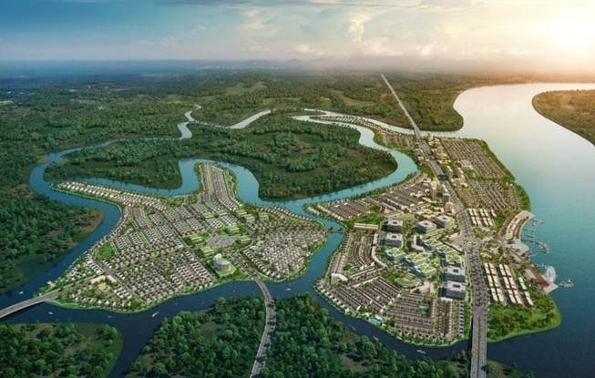Tiềm năng phát triển đô thị sinh thái tại Đồng Nai