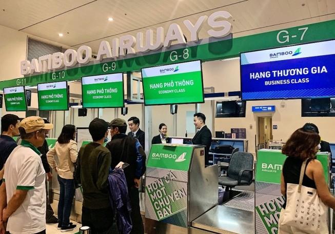Hãng hàng không Việt tăng bay đêm, giảm tắc dịp tết