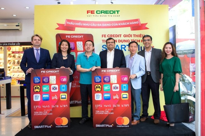 FE Credit: Ra mắt thẻ tín dụng Combo Pack - Smartplus+