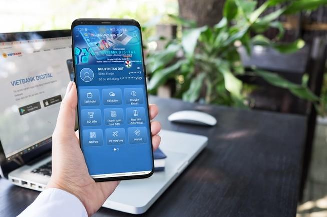 Vietbank Digital - Hướng tới xã hội không dùng tiền mặt  