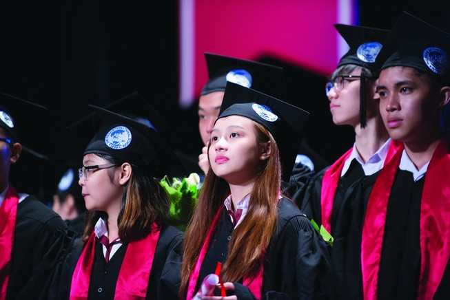 Asian School ngôi trường quốc tế với những con số ấn tượng