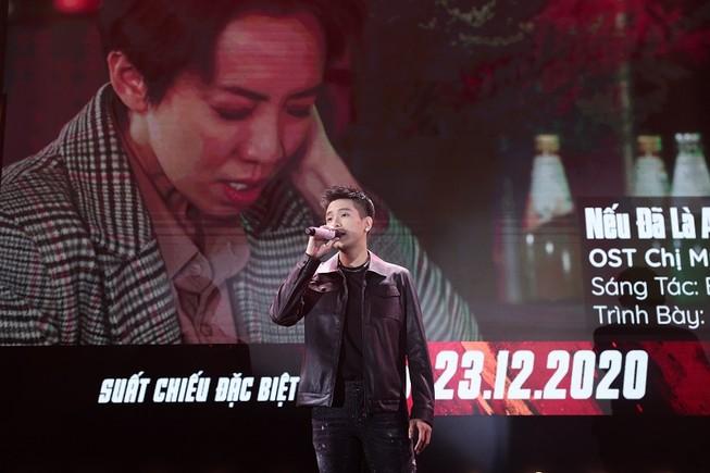 Quân AP tung MV nhạc phim 'Chị Mười Ba' đậm chất tình anh em